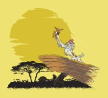 new lion king!! One Piece - Short Sleeve