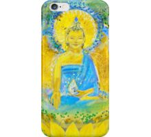 Ratnasambhava iPhone Case/Skin