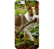 The Magnificent Mongrel iPhone Case/Skin