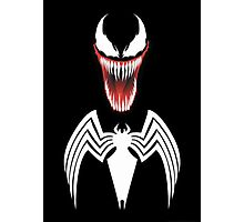 Spider's anti-hero Photographic Print