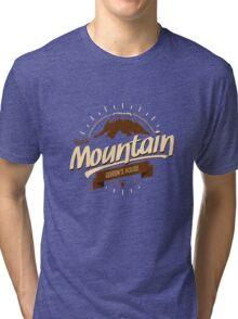 Death Mountain Tri-blend T-Shirt