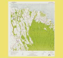USGS TOPO Map Hawaii HI Haiku 349234 1957 24000 One Piece - Short Sleeve