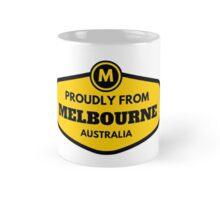 Proudly From Melbourne Australia Mug