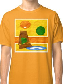 70's Lounge textured  Classic T-Shirt
