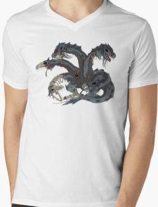 Undead Hydra  Mens V-Neck T-Shirt