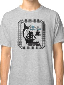 Rail Sail Marine Team ~ Riviera Visual Graphic Design Sydney Classic T-Shirt