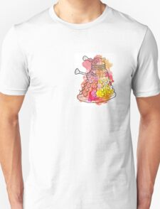 Dalek Watercolour T-Shirt