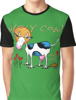 Holy cow holy shit  Graphic T-Shirt