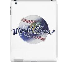 new york baseball iPad Case/Skin
