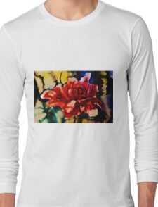 Stephs blooms Long Sleeve T-Shirt