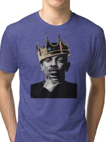 Kendrick Lamar [4K] [GOOD QUALITY] Tri-blend T-Shirt