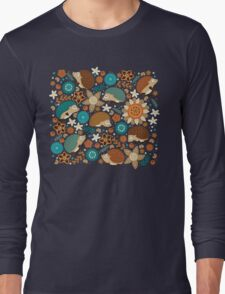 Little hedgehogs Long Sleeve T-Shirt