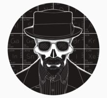 Heisenberg (Stack's Skull Sunday) One Piece - Short Sleeve