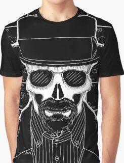 Heisenberg (Stack's Skull Sunday) Graphic T-Shirt