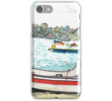BRITTANY BOATS iPhone Case/Skin