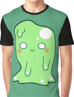 Green Slime Graphic T-Shirt