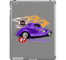 willy iPad Case/Skin