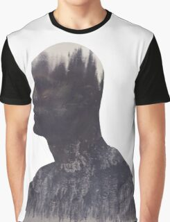 Lincoln - The 100 - Forest Graphic T-Shirt