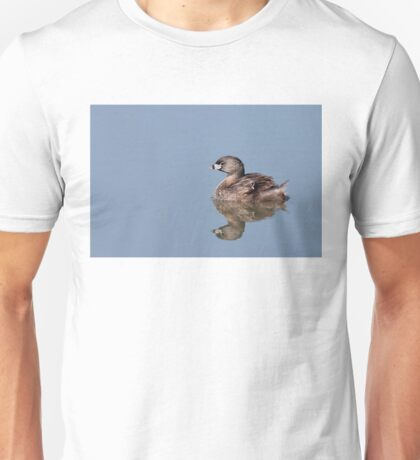 Pied-billed Grebe with chick T-Shirt
