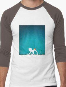 mowgli the boy who lost in the jungle Men's Baseball ¾ T-Shirt