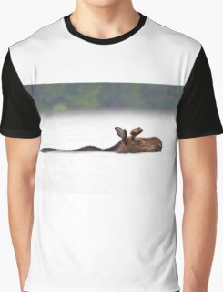 The Following - Moose, Algonquin Park, Canada Graphic T-Shirt