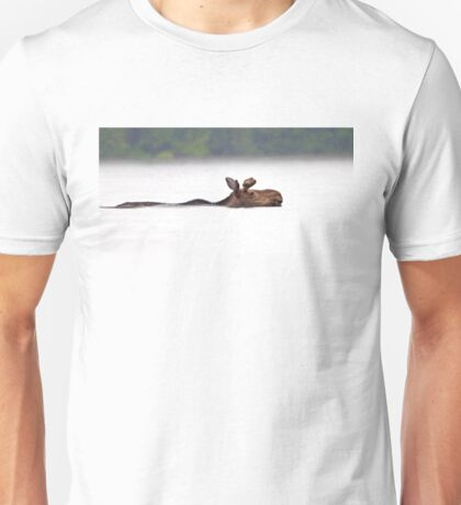 The Following - Moose, Algonquin Park, Canada Unisex T-Shirt