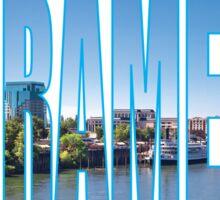 Sacramento Sticker