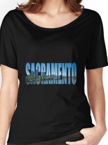 Sacramento Women's Relaxed Fit T-Shirt