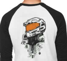 Hero of Halo Men's Baseball ¾ T-Shirt