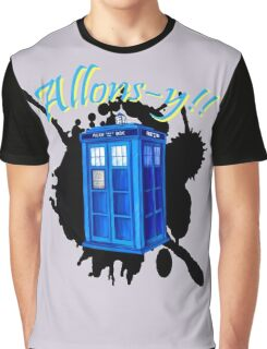 Allons-y Graphic T-Shirt