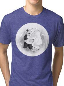 True love conquers all Tri-blend T-Shirt