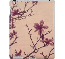 Tree Blossoms 3 iPad Case/Skin
