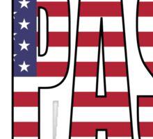 El Paso. Sticker