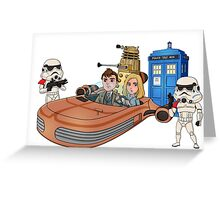 This IS the Droid You're Looking For Greeting Card