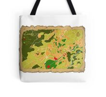 Lamego Map Tote Bag