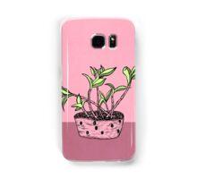Wonky Flora 2 Samsung Galaxy Case/Skin