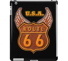 Route 66 iPad Case/Skin