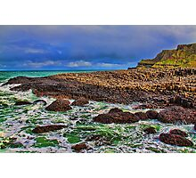 Northern Ireland. Giant's Causeway. Photographic Print
