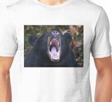 """I am not Yogi!!!"" - Black Bear Unisex T-Shirt"