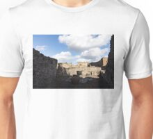 Ancient Pompeii - a Bakery in the Deep Shadows Unisex T-Shirt