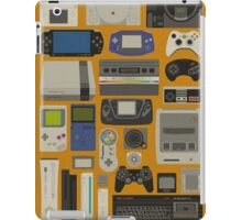 The console story iPad Case/Skin