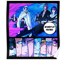 Shinigami vs Sternritters Poster
