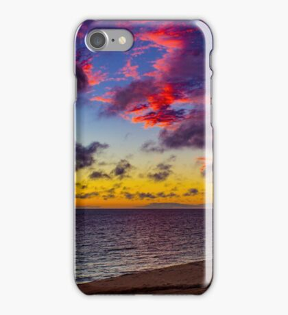 Southgate Sunset iPhone Case/Skin