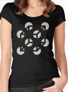 Use Your Illusion Women's Fitted Scoop T-Shirt