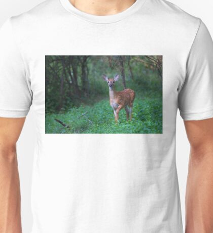 Fawn - White-tailed deer T-Shirt
