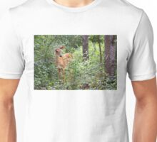 Innocence - White-tailed deer Unisex T-Shirt
