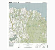USGS TOPO Map Hawaii HI Haiku 349232 1992 24000 One Piece - Short Sleeve