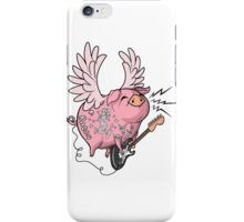 Pigs Rock! iPhone Case/Skin