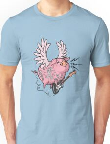 Pigs Rock! Unisex T-Shirt