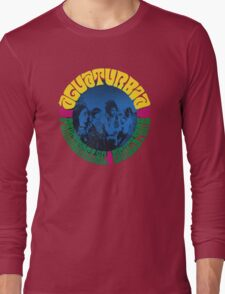Aguaturbia- Psychedelic Drugstore Long Sleeve T-Shirt